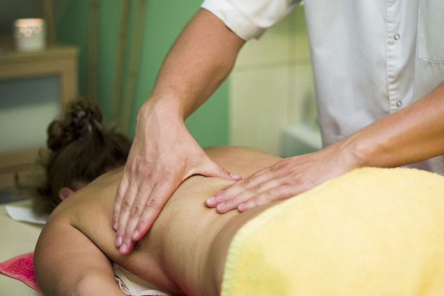 Massages Provide Health Benefits